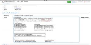 quickbase screenshot