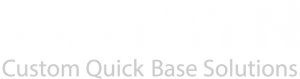 Watkyn LLC: Custom Quick Base Solutions Logo