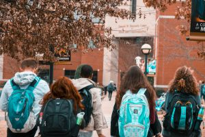 College students returning to campus in the fall are at risk of contracting COVID-19